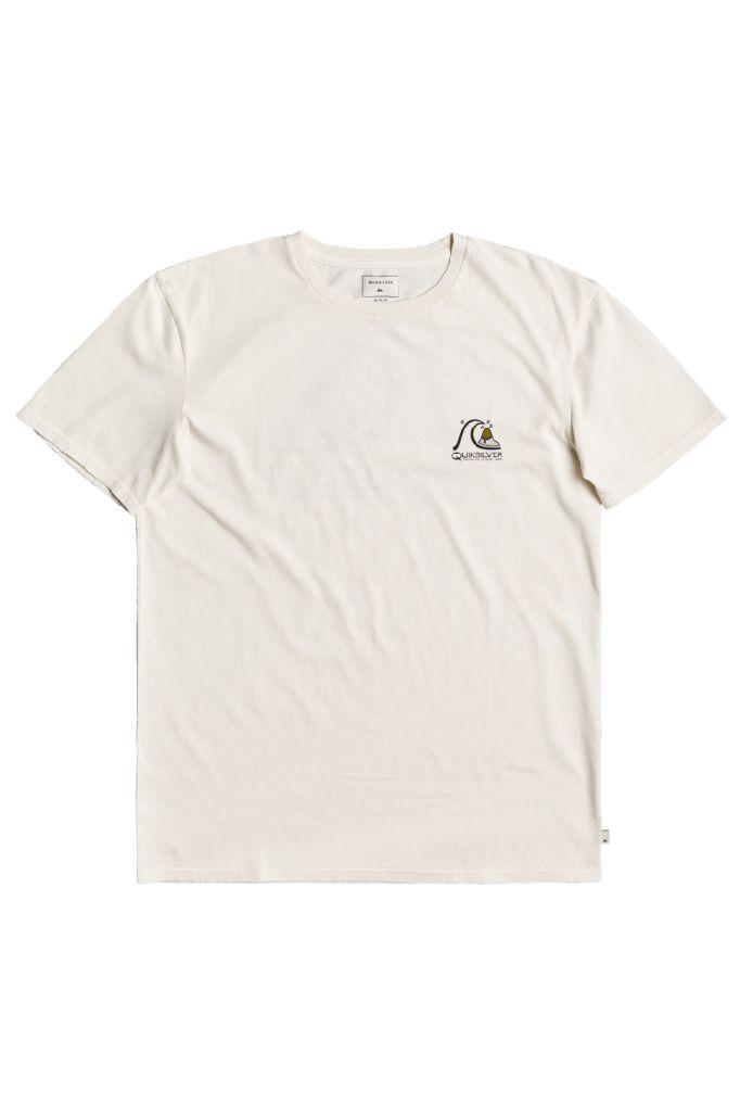 T-Shirt Quiksilver FRESHTAKESS M TEES Snow White