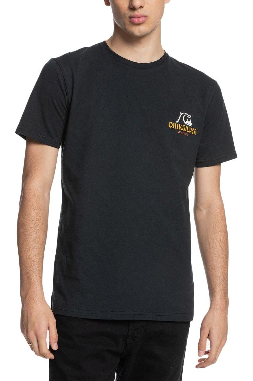 Quiksilver T-Shirt DREAM VOUCHER Black