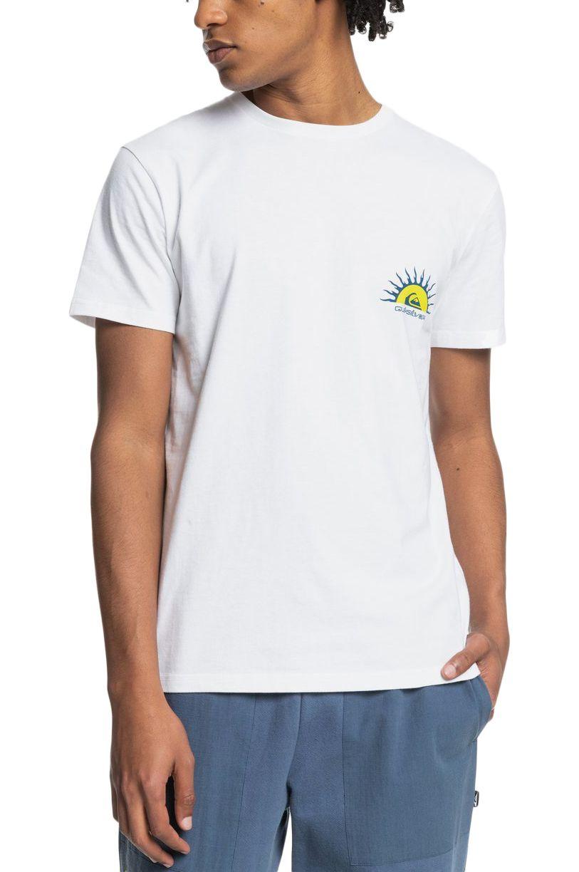 Quiksilver T-Shirt ROGUE AIR White