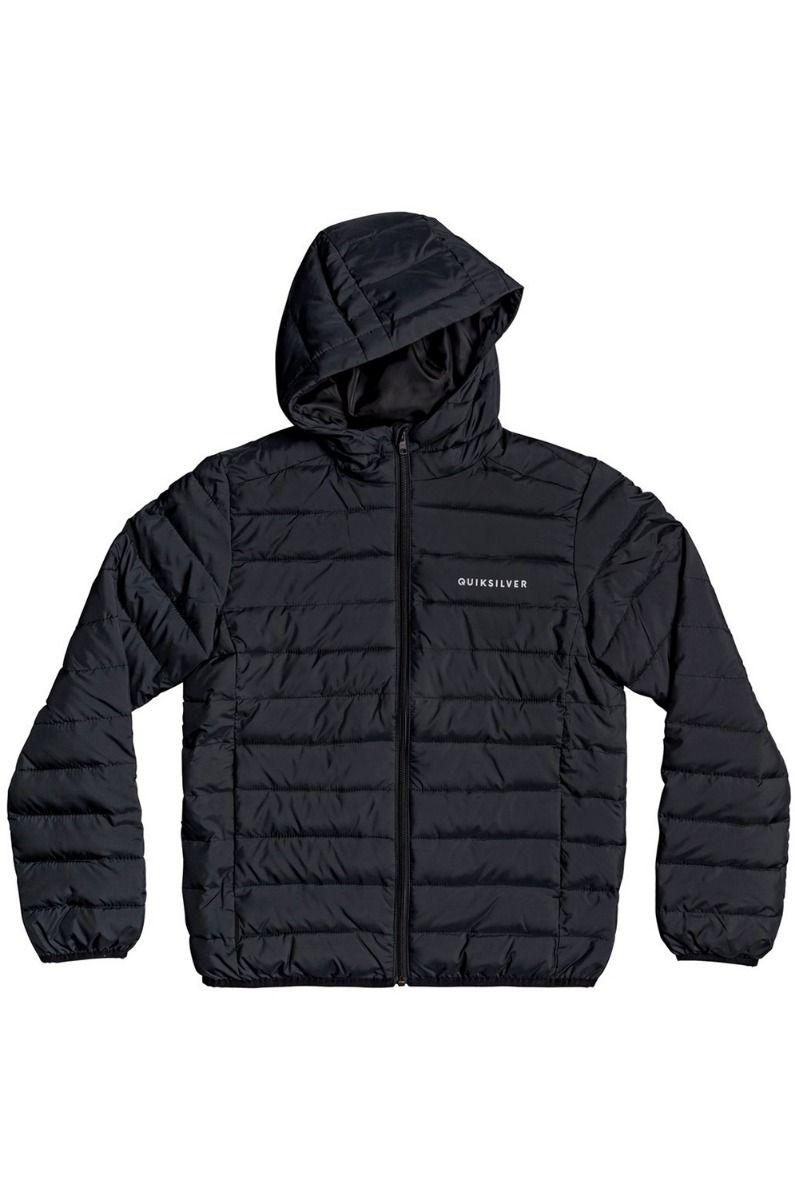 Quiksilver Jacket SCALY Black