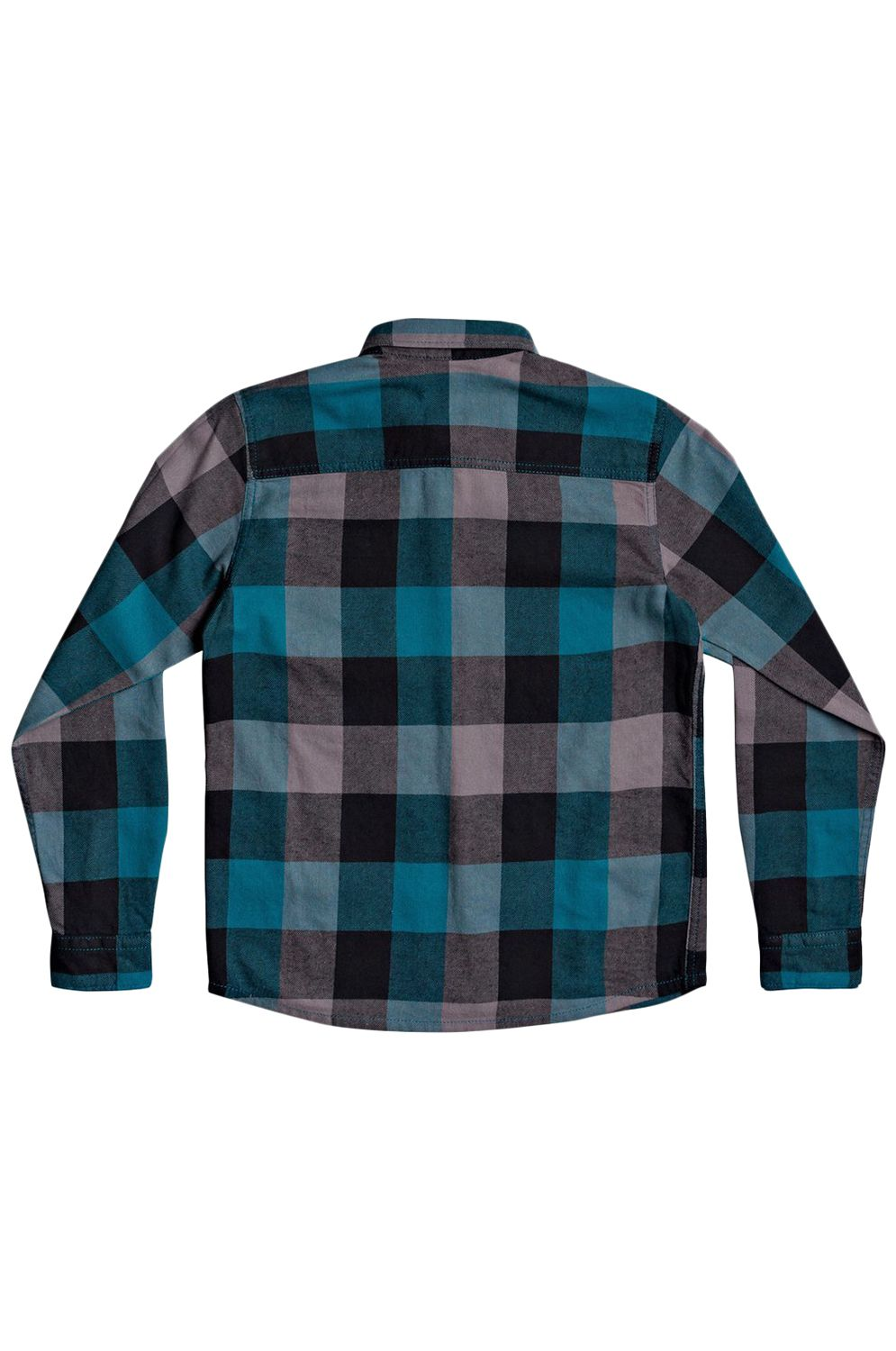 Camisa Quiksilver MOTHERFLYFLANNY B WVTP Blue Coral Motherfly