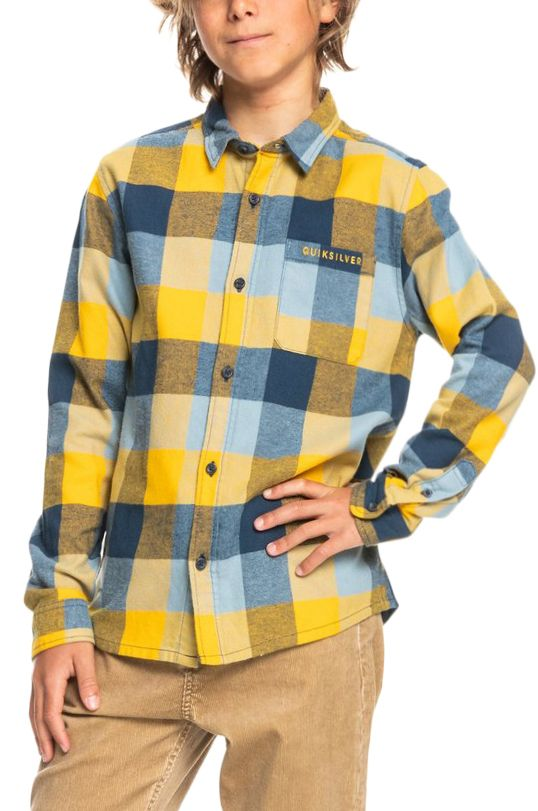 Camisa Quiksilver MOTHERFLY Golden Nugget Motherfly