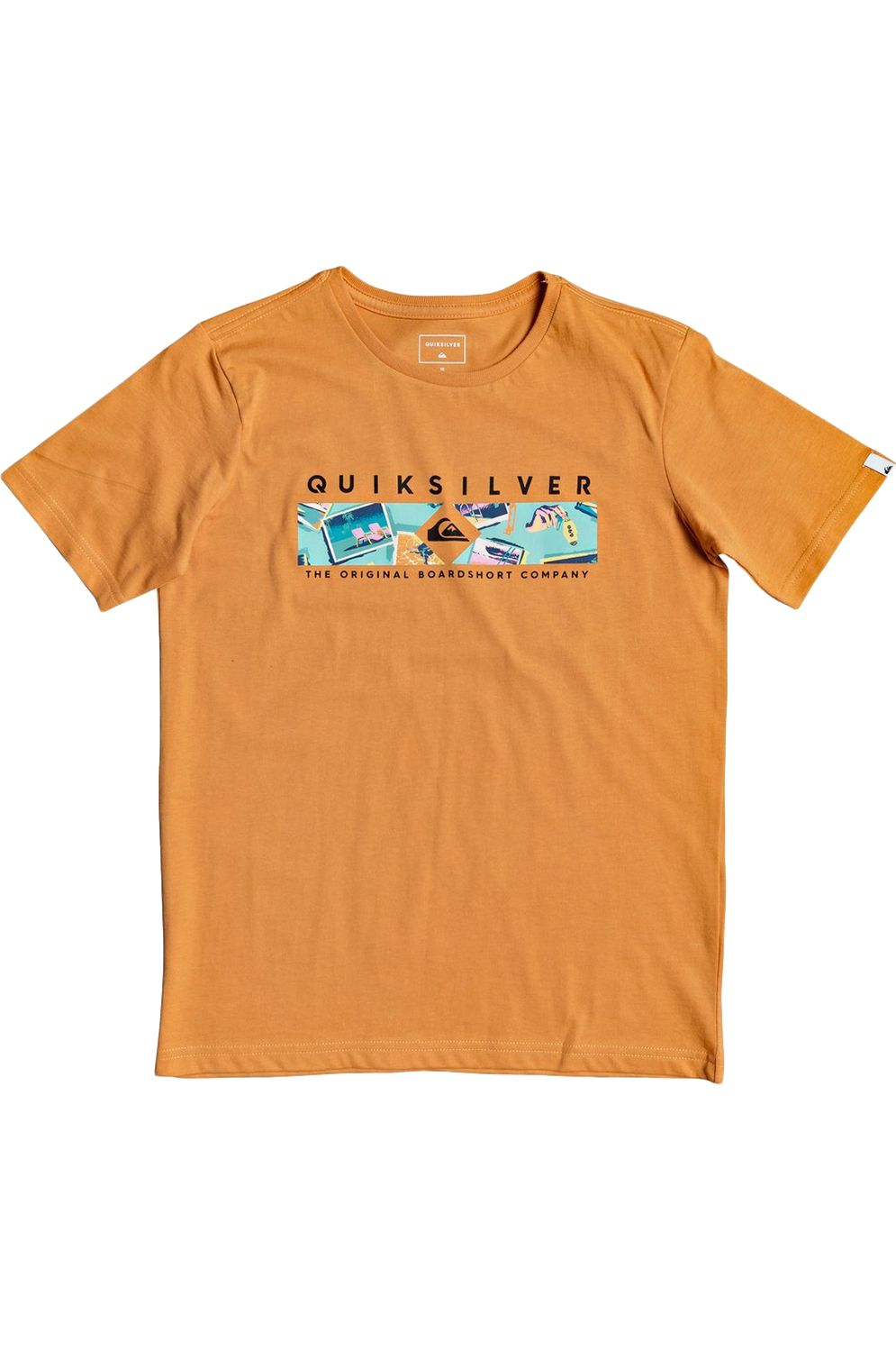 Quiksilver T-Shirt DISTANTFORTUNEY B Apricot Buff