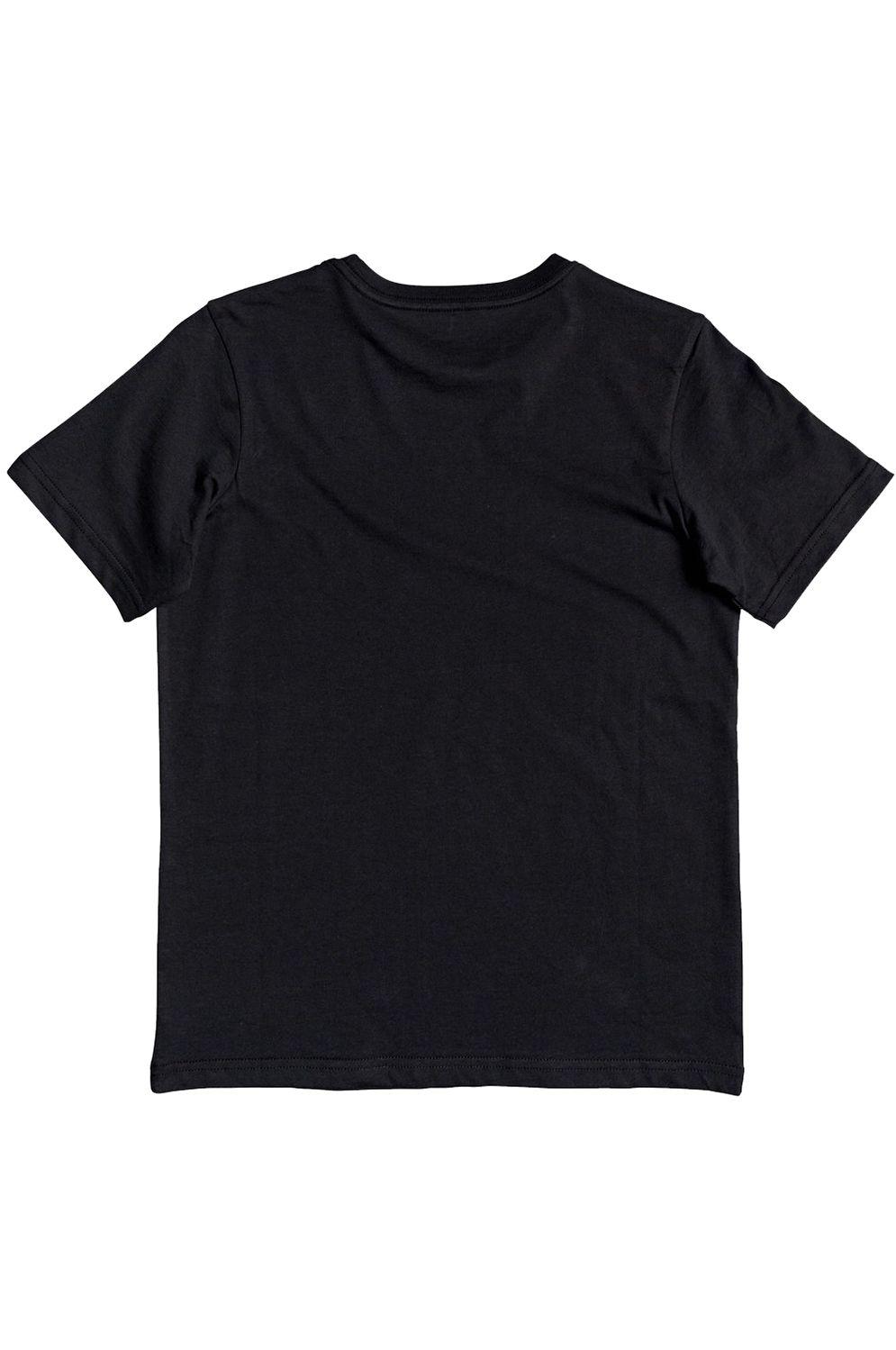 Quiksilver T-Shirt STONECOLDSSYTH B Black