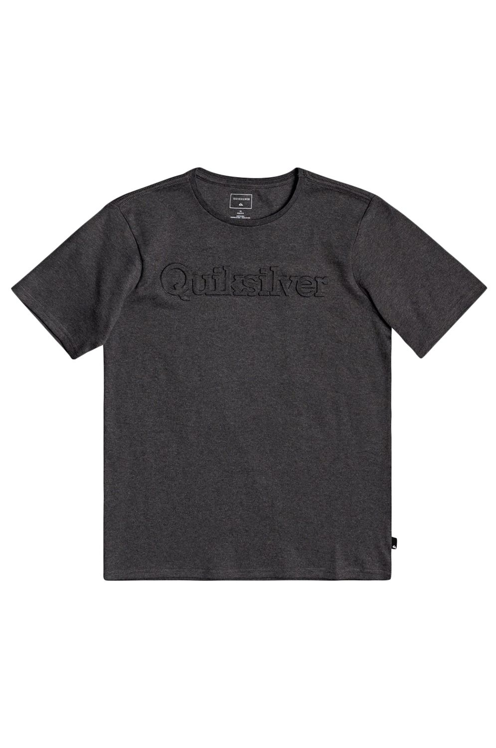 Quiksilver T-Shirt TROPICALSLANGSS B TEES Charcoal Heather