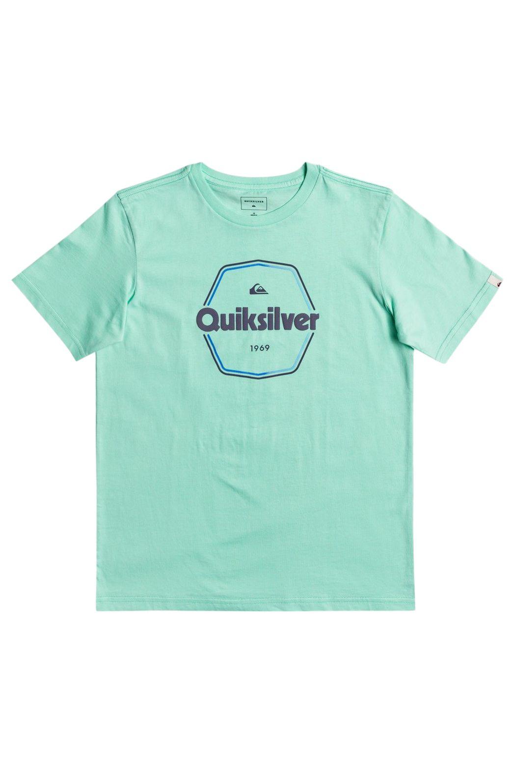 T-Shirt Quiksilver HARDWIREDSSYTH B TEES Cabbage