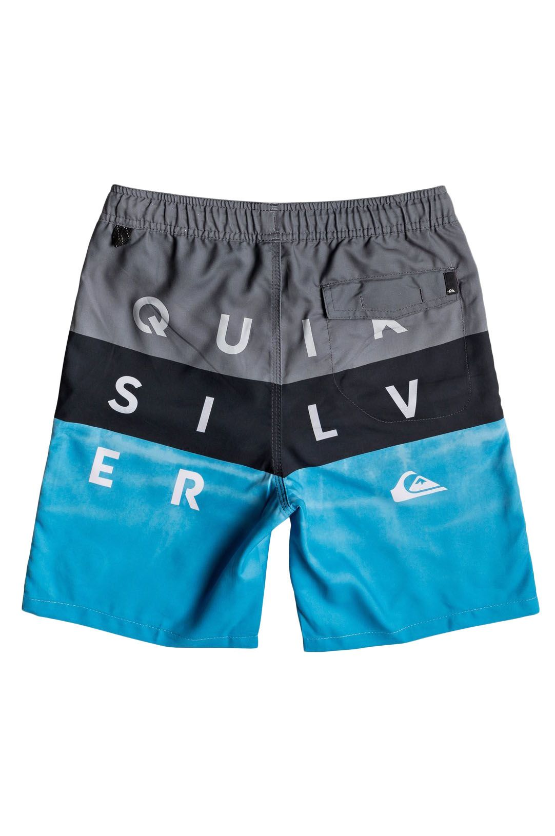 Volleys Quiksilver WORDBLKVLYTH15 B JAMV Iron Gate