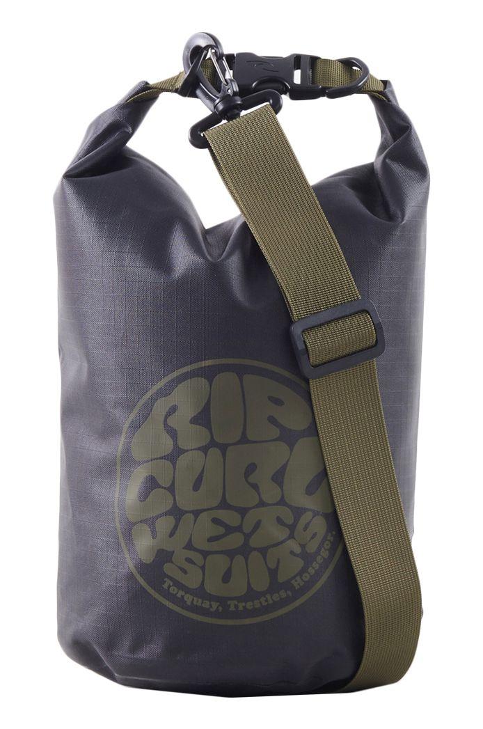 Saco Rip Curl SURF SERIES BARREL BAG 5L Black