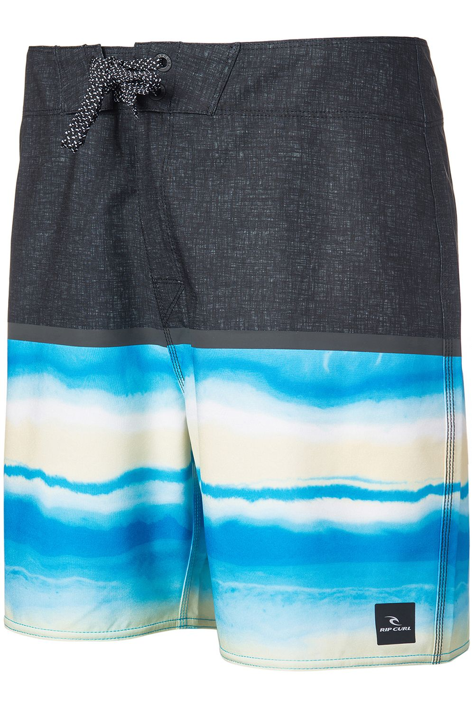 Rip Curl Boardshorts MIRAGE BLACK BEACH 18in Multico