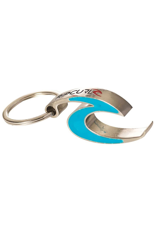 Rip Curl Keychain NU ICON KEYRING Bleu (Blue)