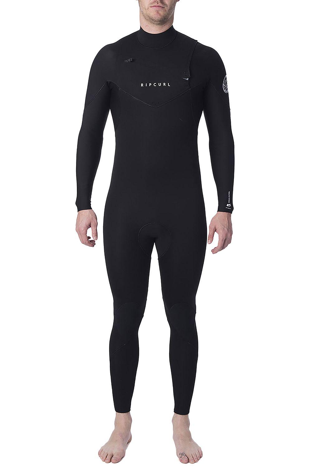 Rip Curl Wetsuit DAWN PATROL 4/3 CZ GB Black