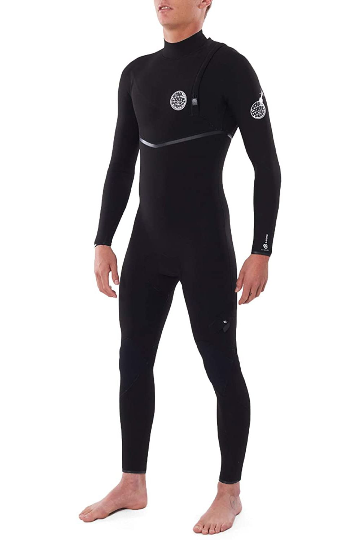 Rip Curl Wetsuit E-BOMB PRO ZIP FREE 4/3 Black