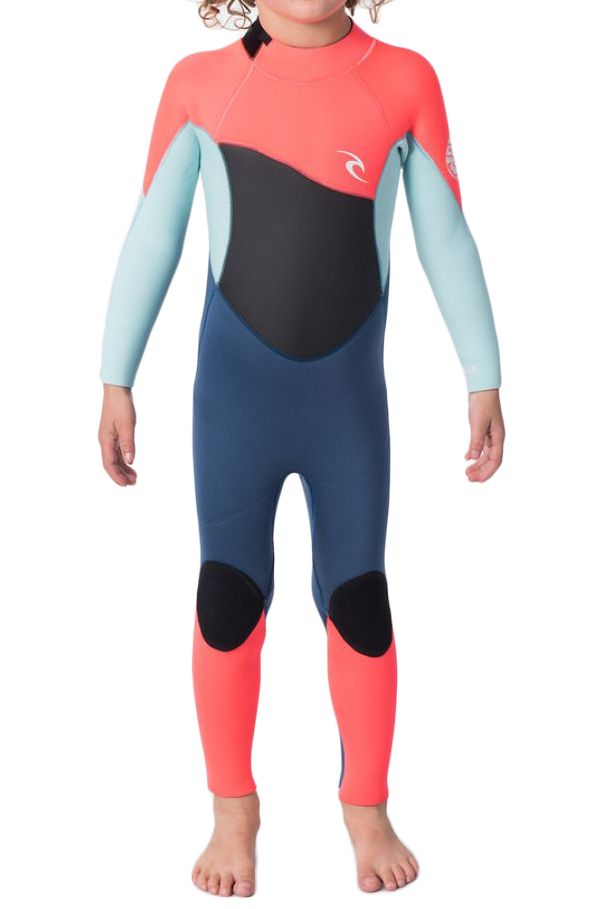 Rip Curl Wetsuit GROMS OMEGA 43 GB STMR Neon Pink