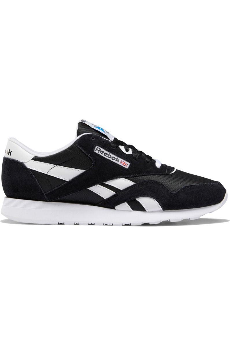 Reebok Shoes CL NYLON Black/White/None
