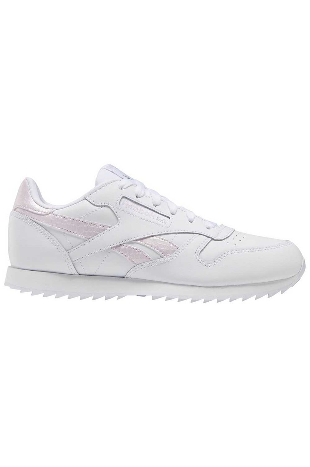 Reebok Shoes CLASSIC LEATHER White/Pixel Pink/None