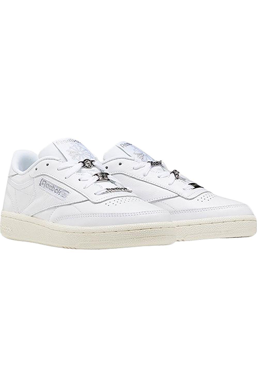 Tenis Reebok CLUB C 85 White/Silver Met./Pure Grey 3