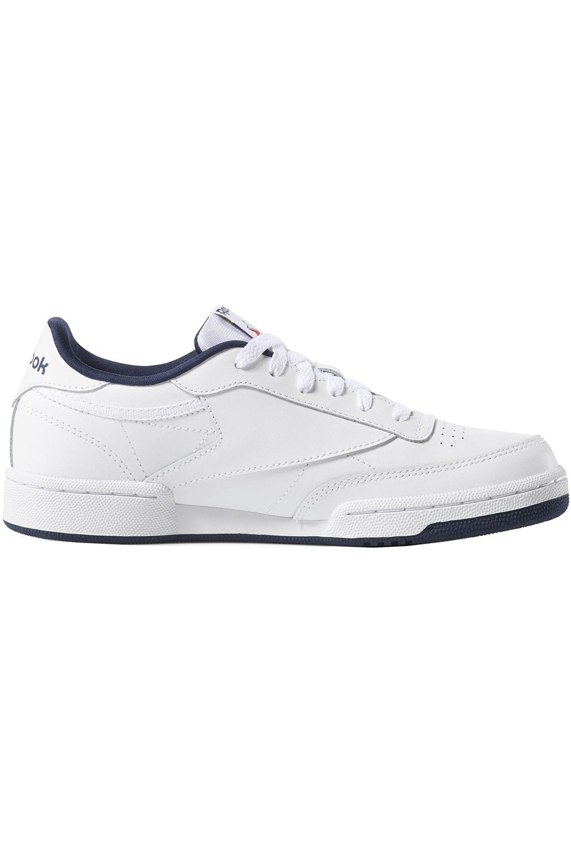 Tenis Reebok CLUB C White/Navy-Intl