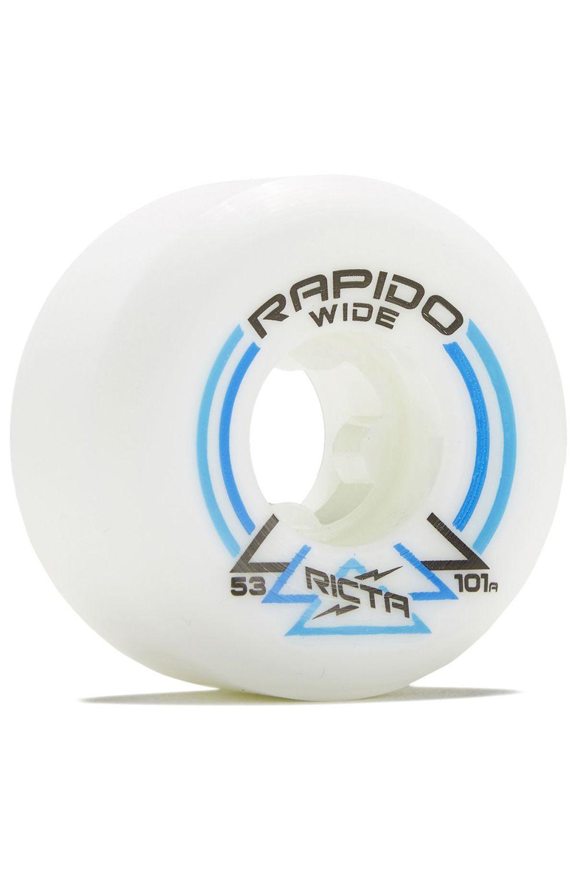 Rodas Ricta 53MM RAPIDO WIDE 101A White