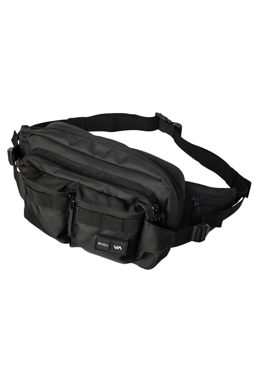 RVCA Waist Bag WAIST DELUXE Black