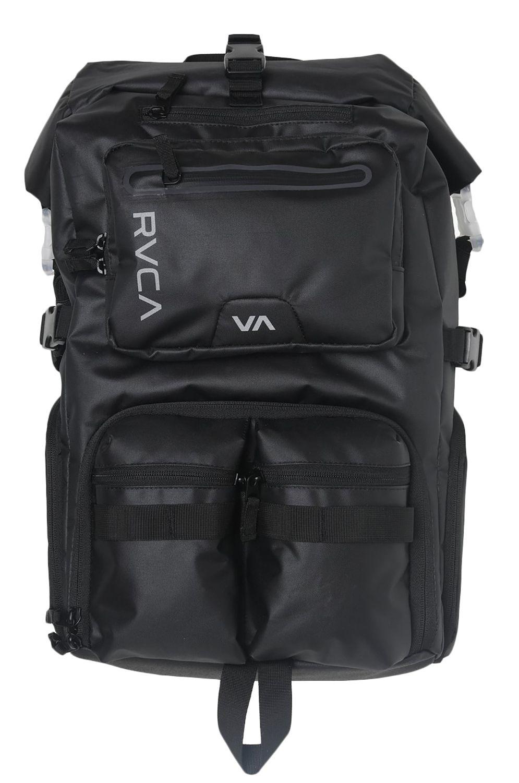 RVCA Backpack ZAK N. CAM BAG II ZAK NOYLE Black