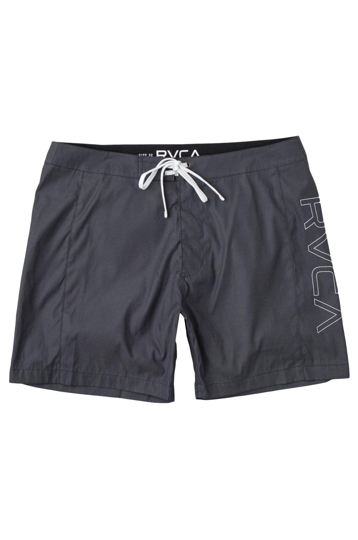 Boardshorts RVCA DULTON TRUNK Black