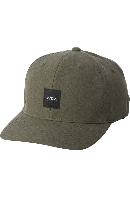 RVCA Cap   SHIFT FLEXFIT Olive