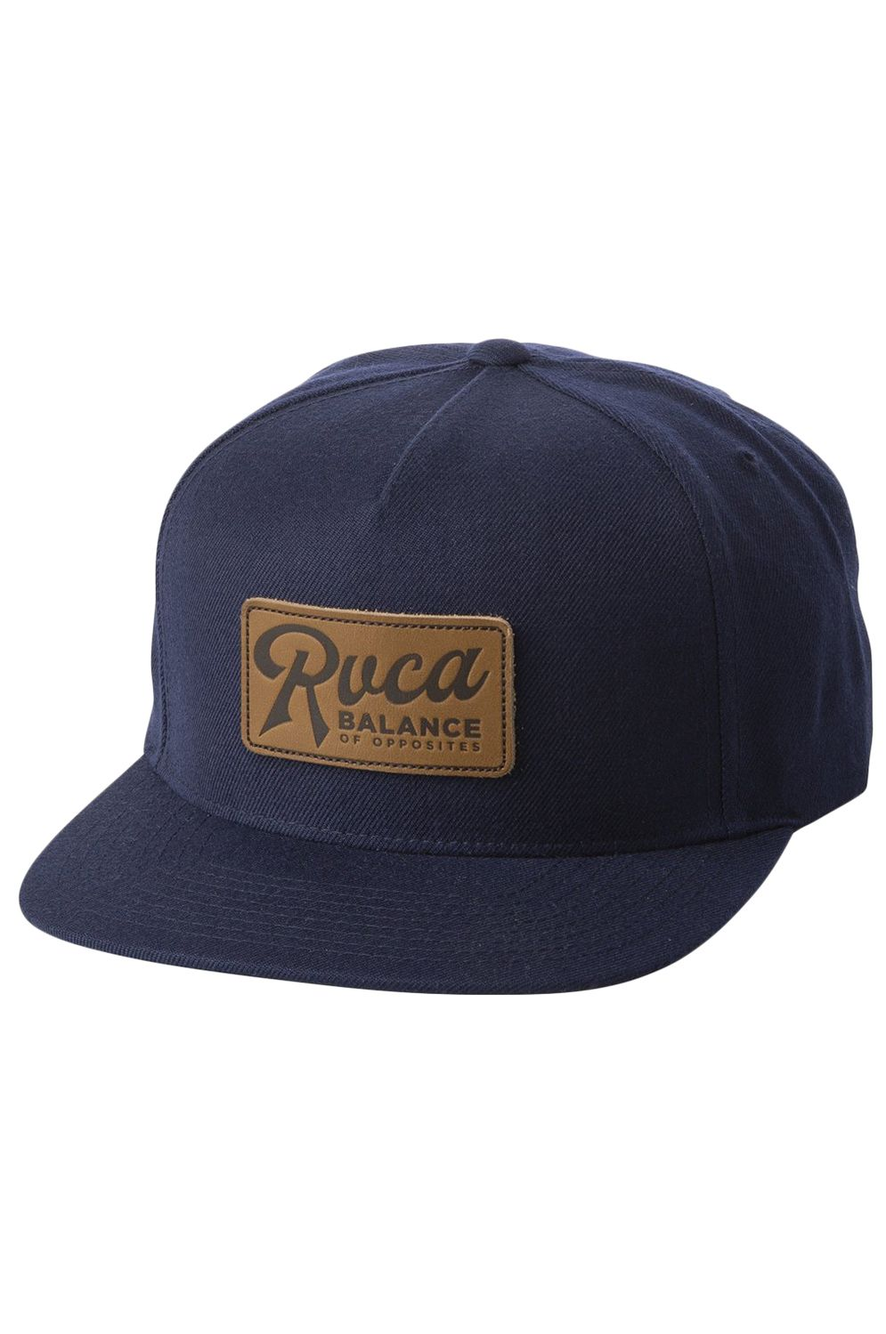 RVCA Cap   STROKES SNAPBACK Navy