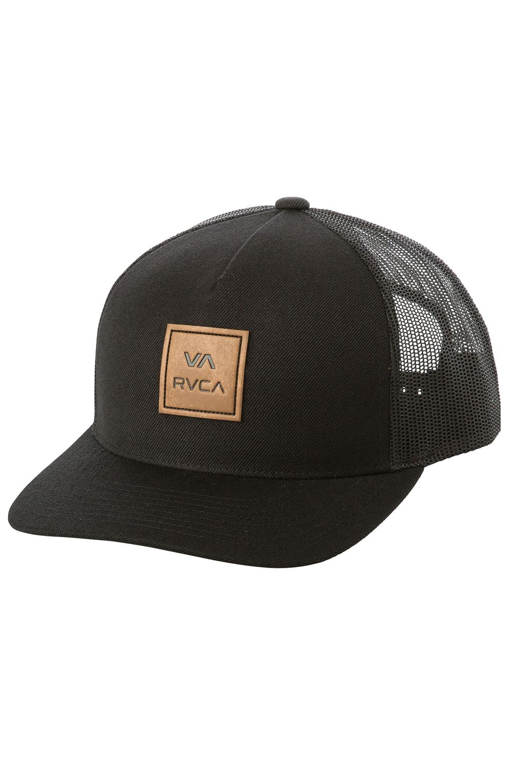 Bone RVCA VA ALL THE WAY CURVE Black