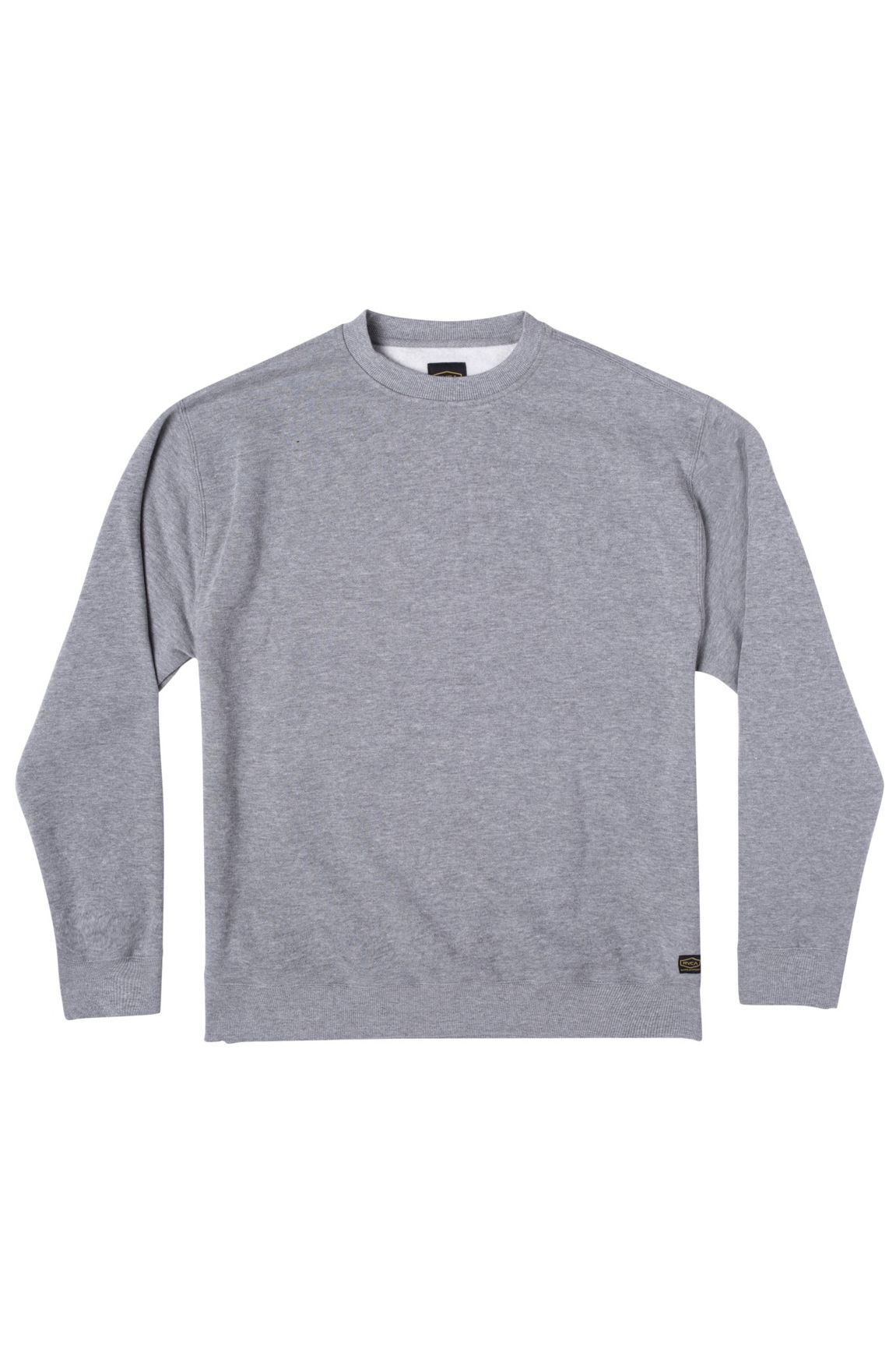 Sweat Basica RVCA DAY SHIFT RECESSION COLLECTION Athletic Heather