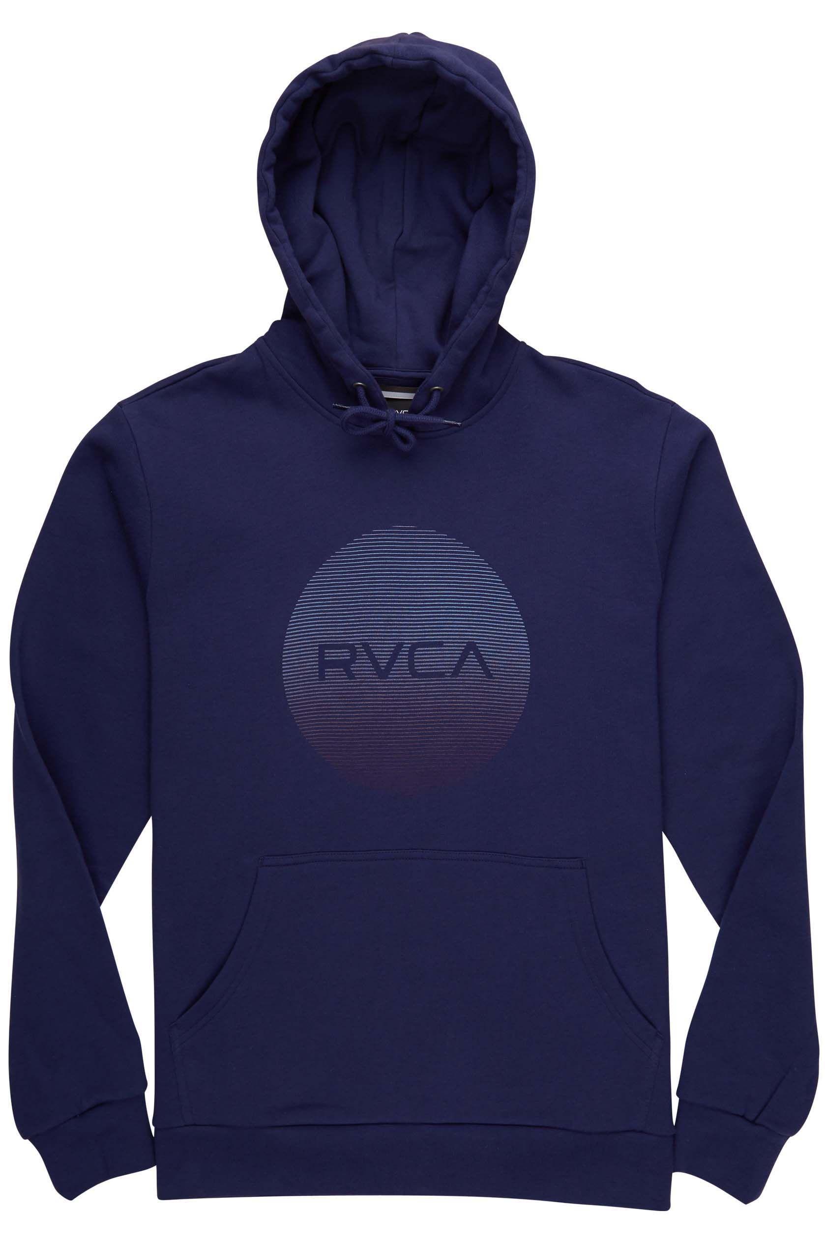 Sweat Capuz RVCA RVCA MOTORS Blue Depths
