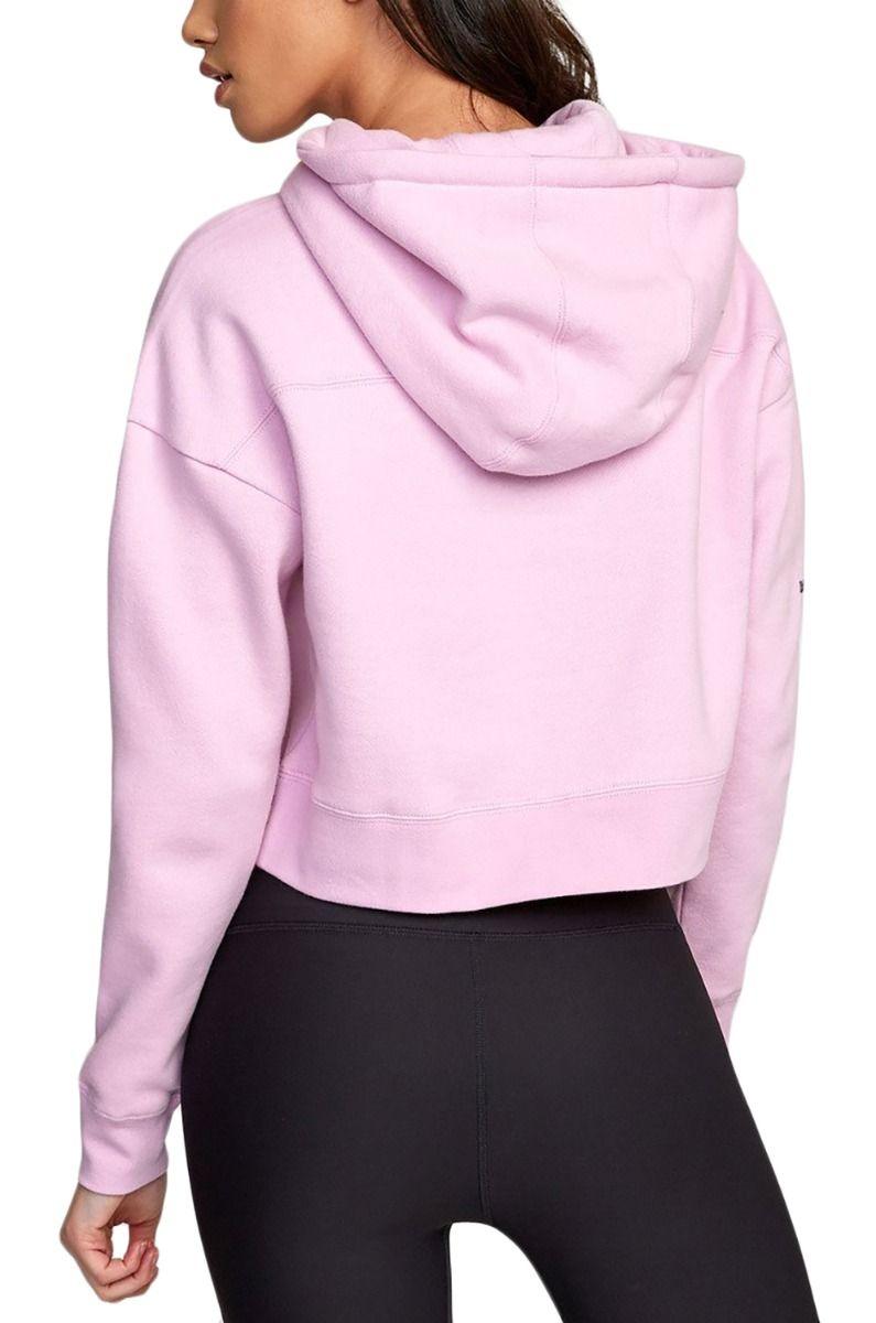 Sweat Capuz RVCA SPORT VA SPORT Pink Lavender