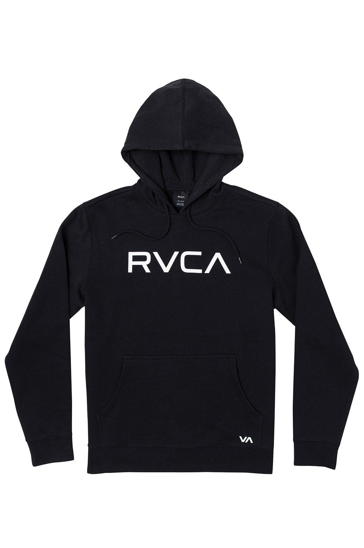 RVCA Sweat Hood BIG RVCA HOODIE Black
