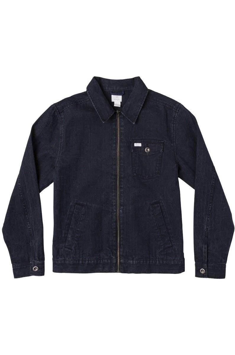 RVCA Jacket HI-GRADE Classic Indigo