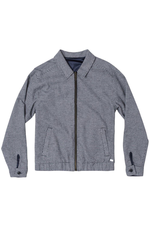 RVCA Coat HI-GRADE REVERSE Black