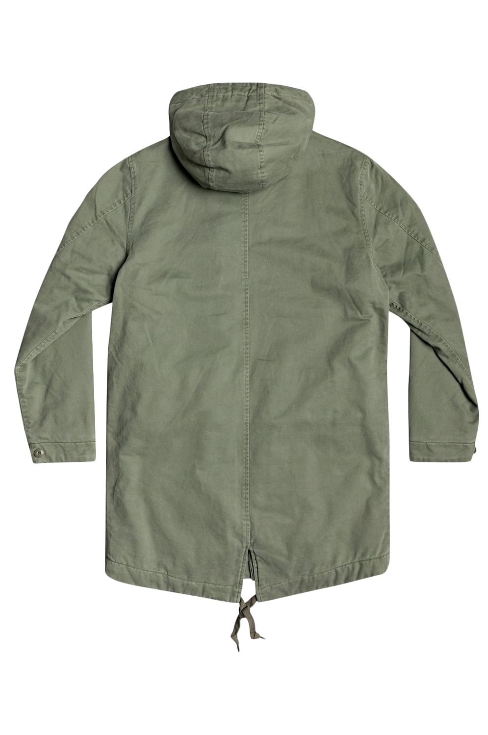 Blusão RVCA STANDARD ISSUE PARKA Sequoia Green