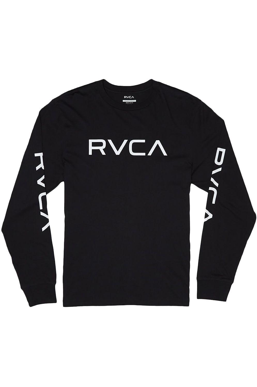 RVCA L-Sleeve BIG RVCA Black