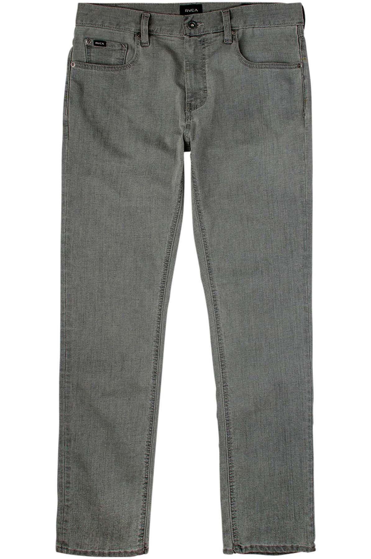 RVCA Pant Jeans DAGGERS DENIM Vintage Charcoal