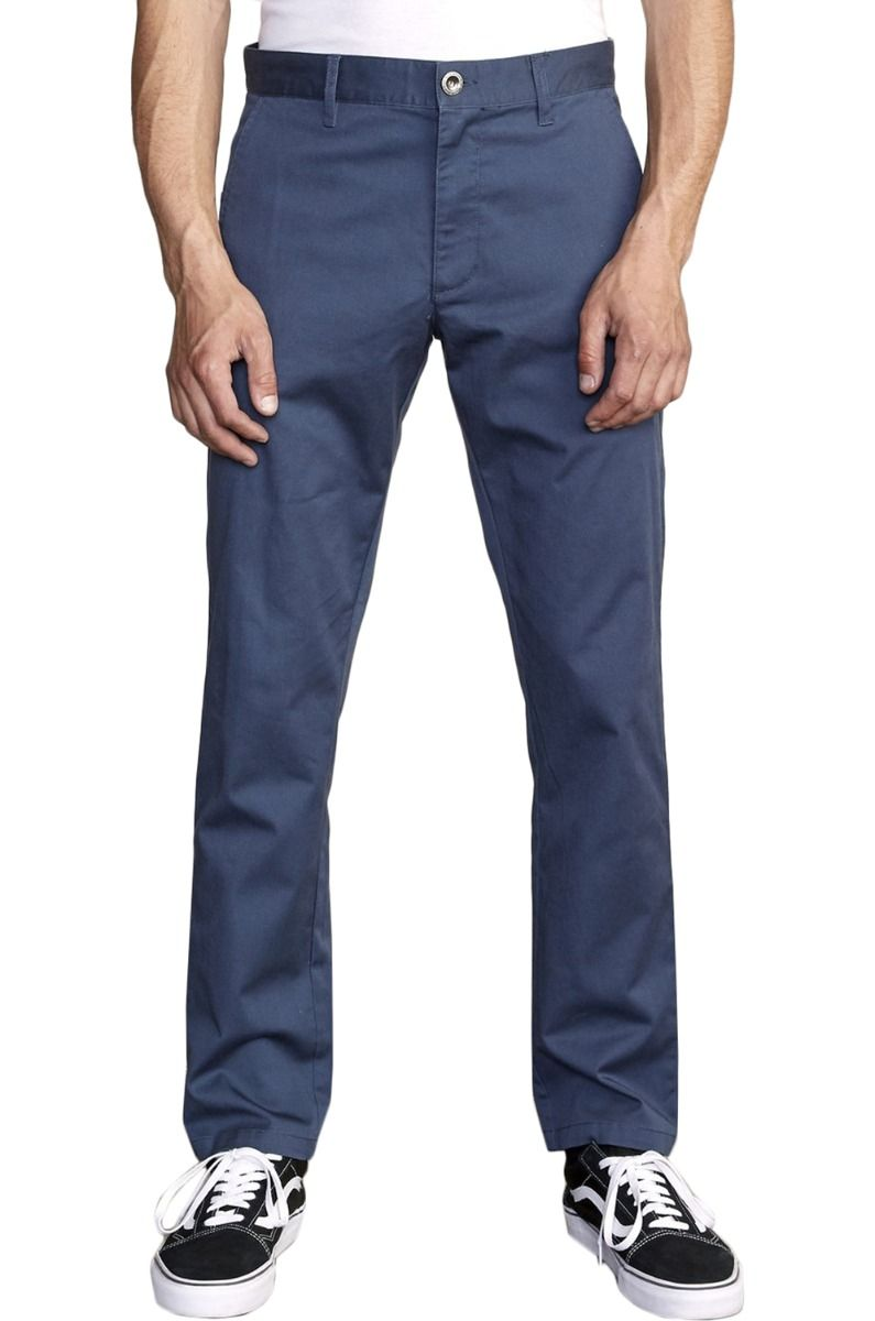 RVCA Pants THE WEEKEND STRETCH Midnight