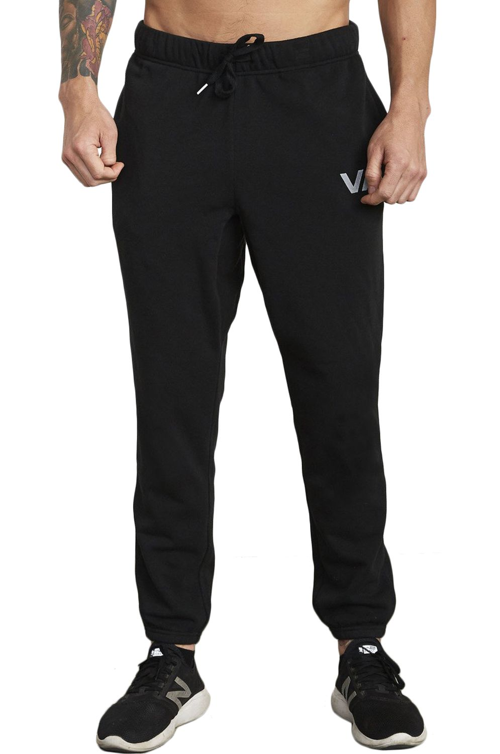 Calças RVCA SWIFT SWEAT VA SPORT Black