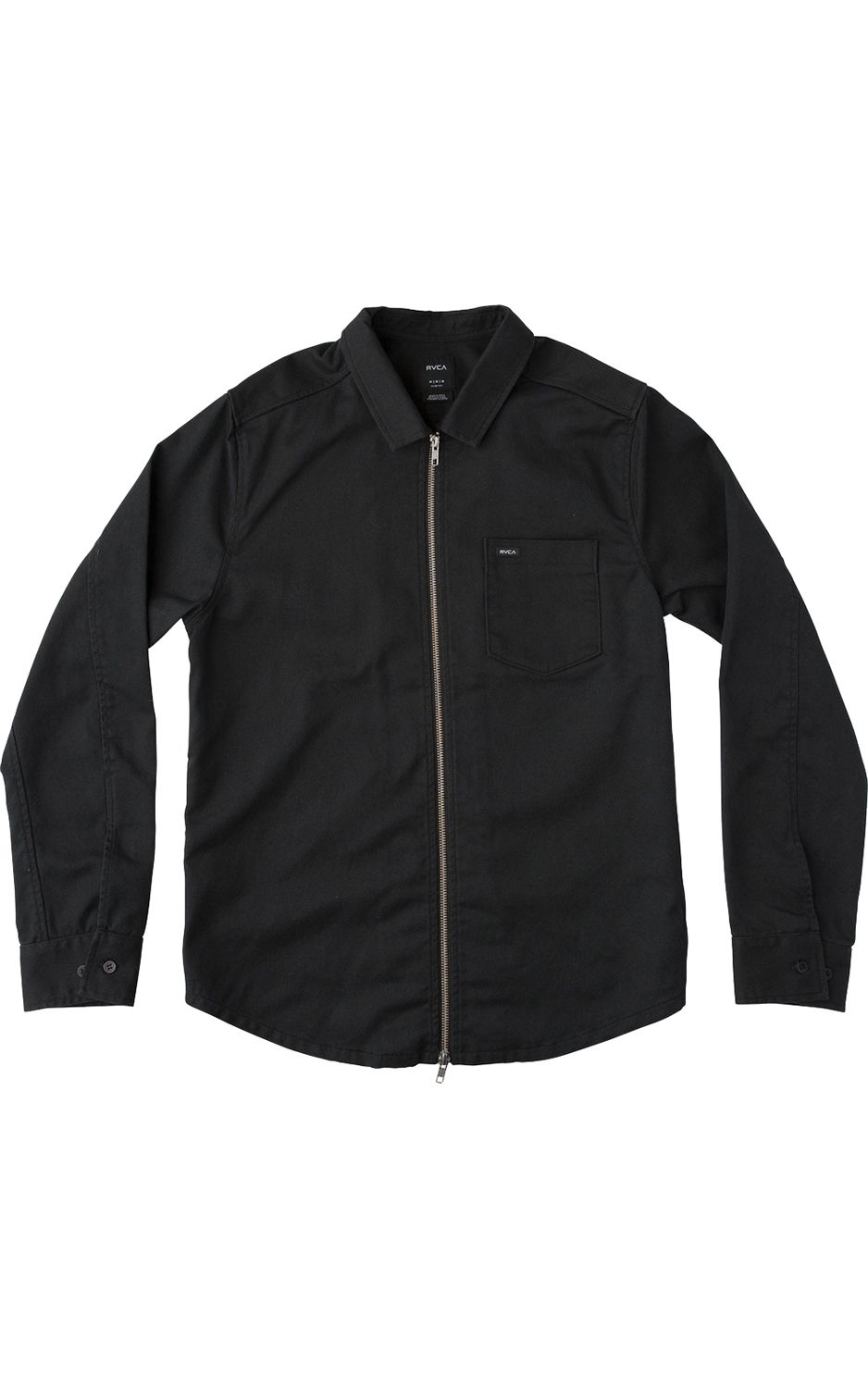 RVCA Shirt HEX Black