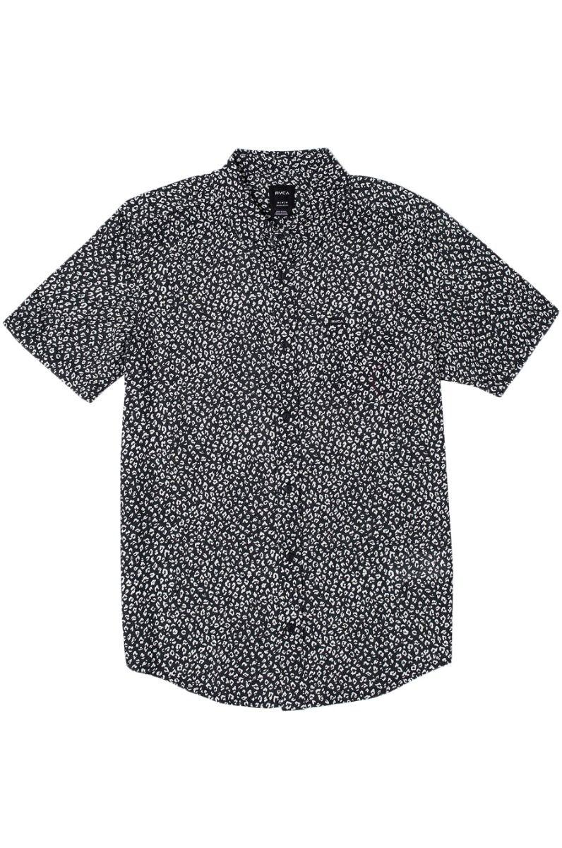 Camisa RVCA PRESIDIO SS Black