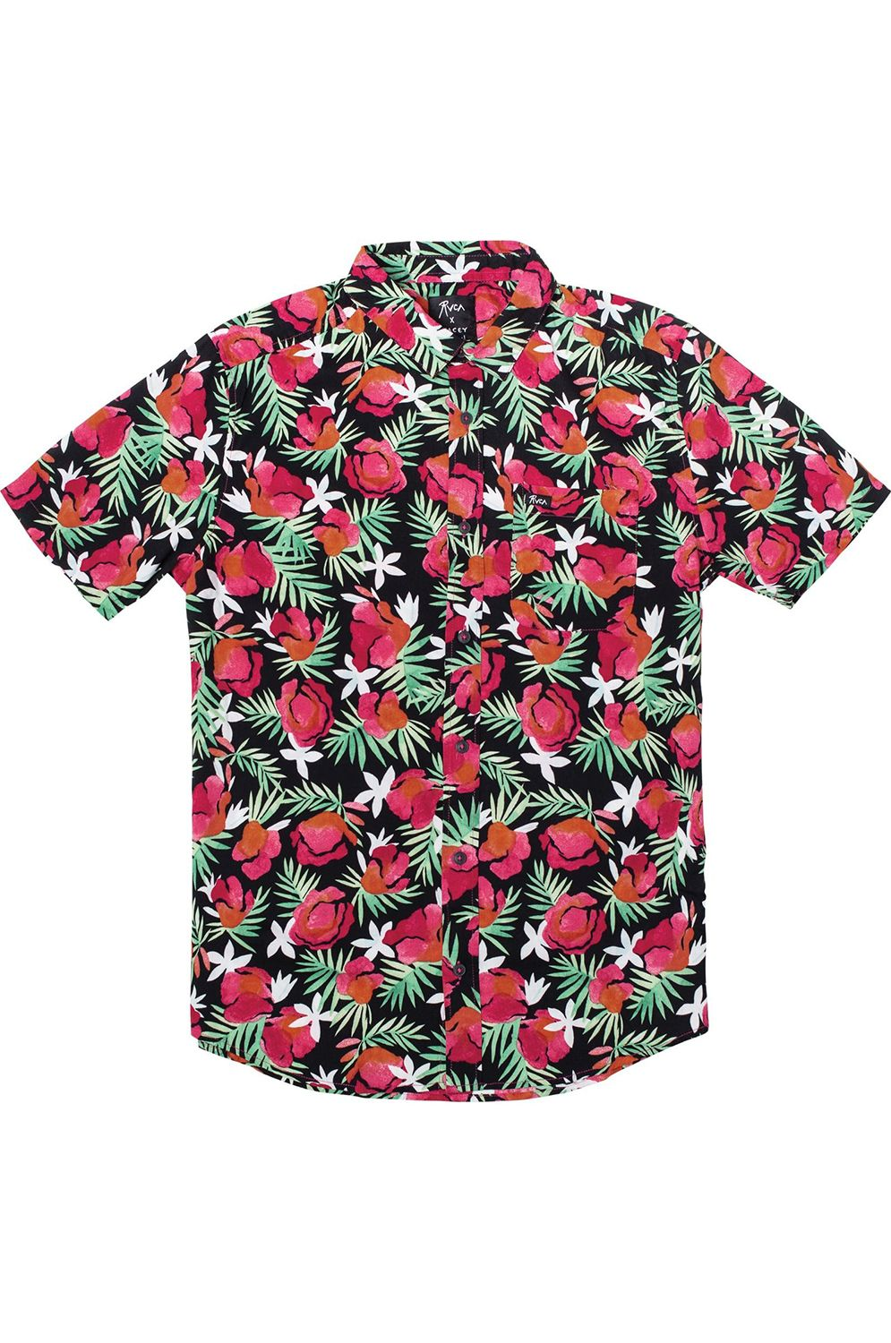 Camisa RVCA ROZICH SS STACEY ROZICH Floral
