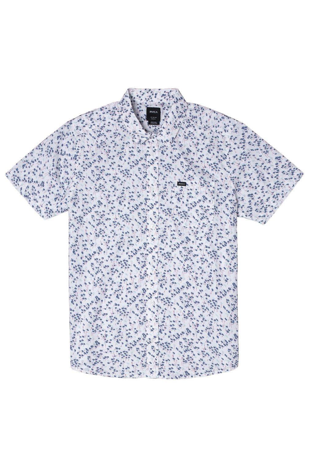 Camisa RVCA ETERNAL SS Antique White