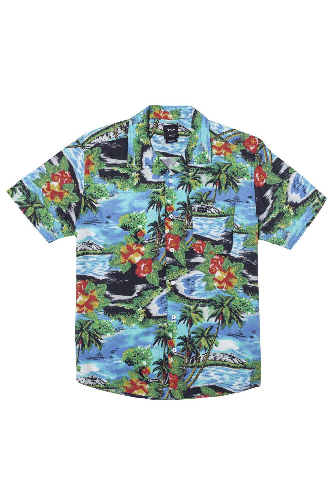 Camisa RVCA KAWELA SS Floral