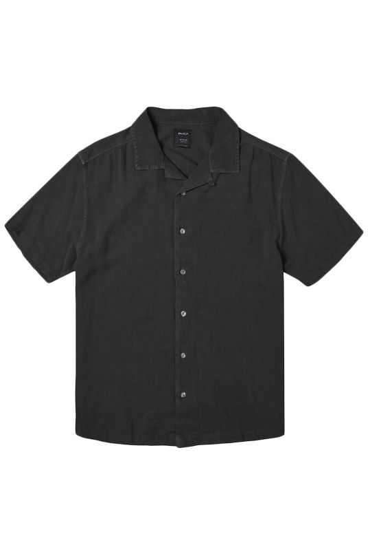 Camisa RVCA BEAT SS Black