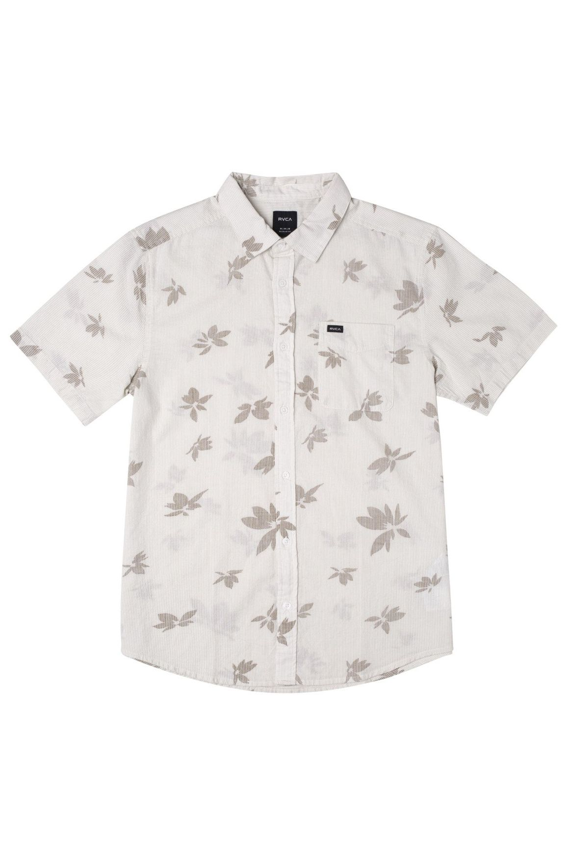 Camisa RVCA ENDLESS SEERSUCKER P Antique White