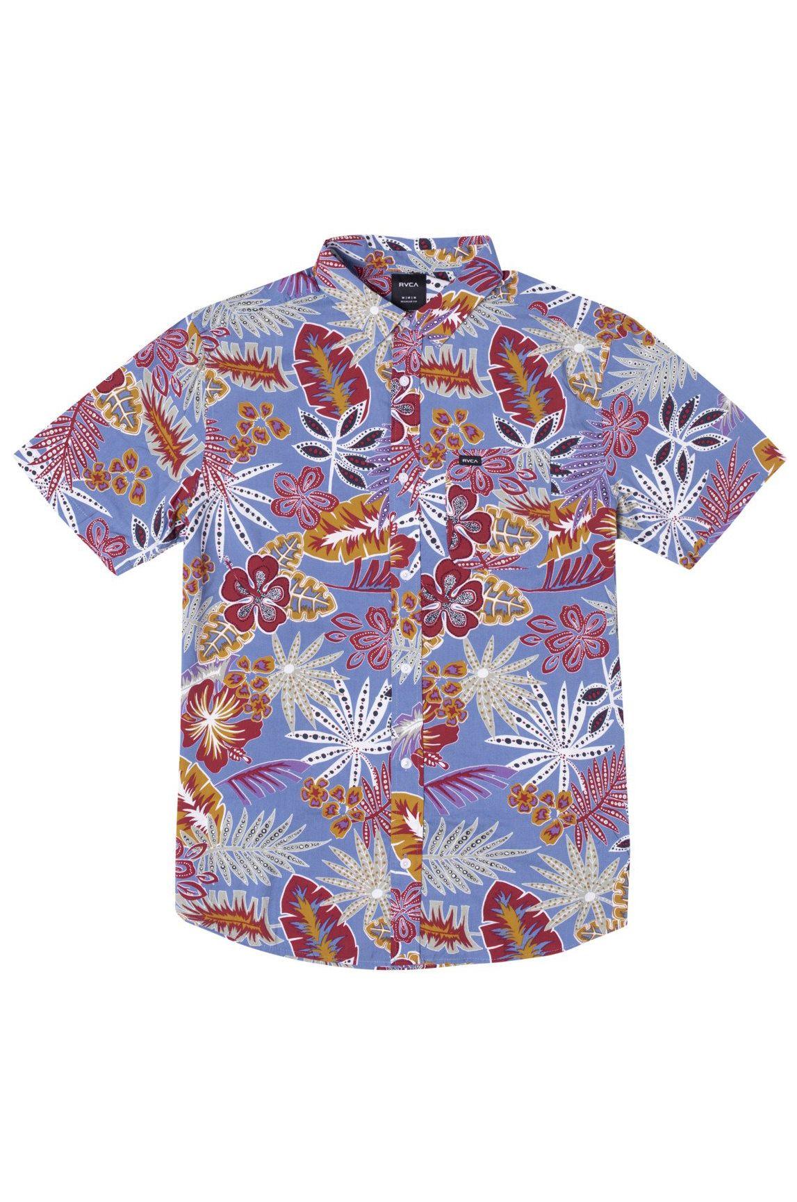 Camisa RVCA SINGAPORE SLING FLOR Floral