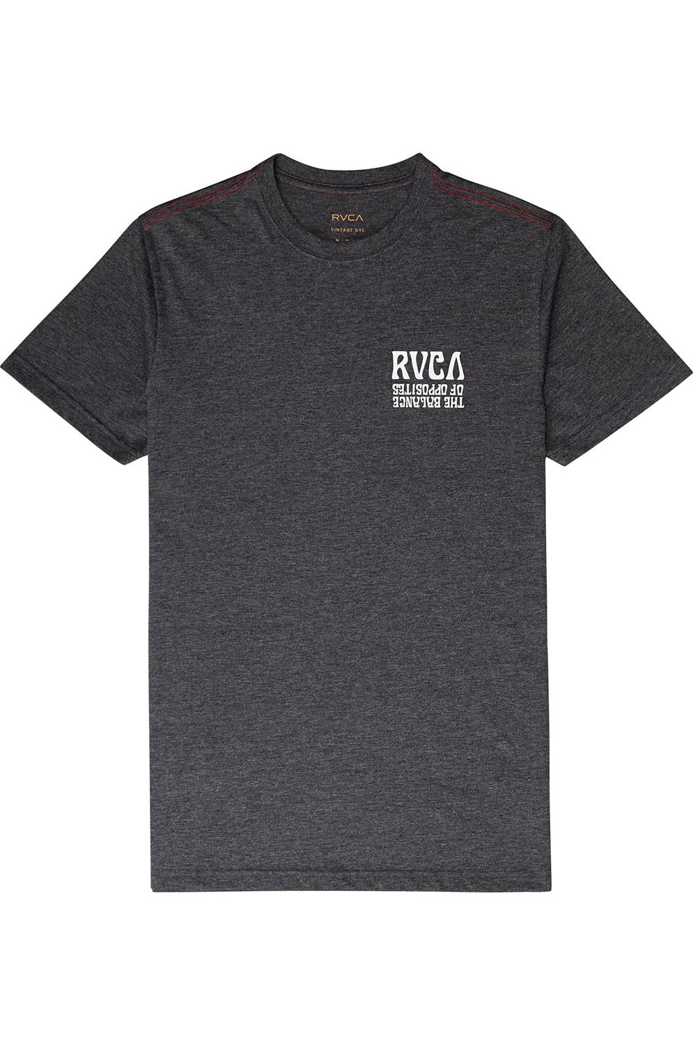 T-Shirt RVCA DAYBREAK Charcoal