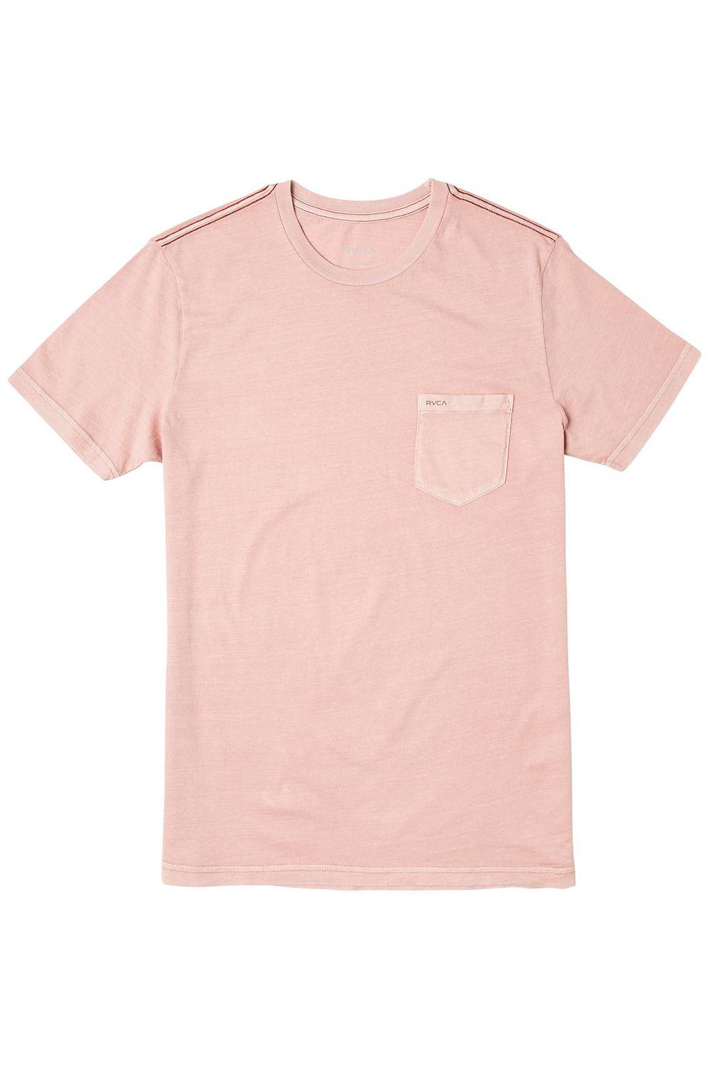 RVCA T-Shirt PTC 2 PIGMENT SS Pale Mauve