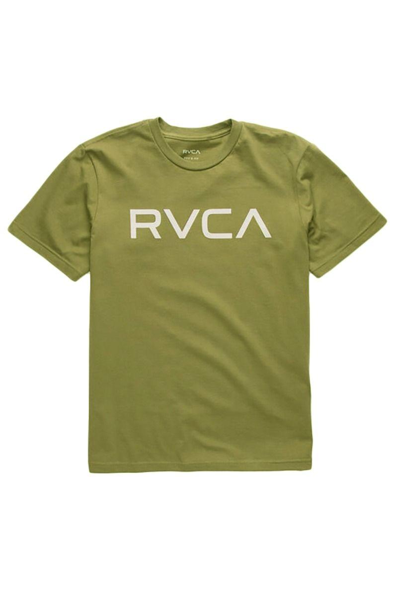 RVCA T-Shirt BIG RVCA SS Sequoia